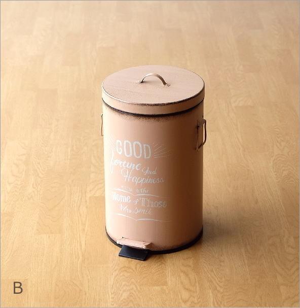 シャビー風ペダルビン 3カラー(6)