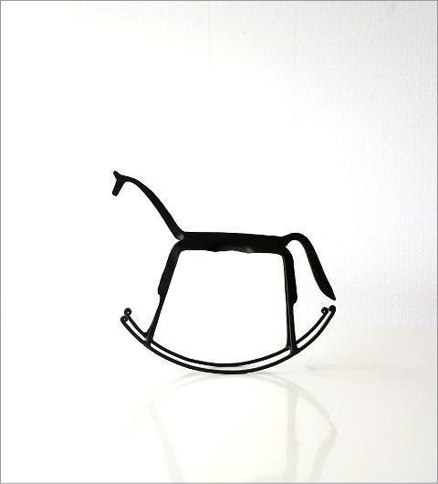 アイアンロッキング 馬(4)