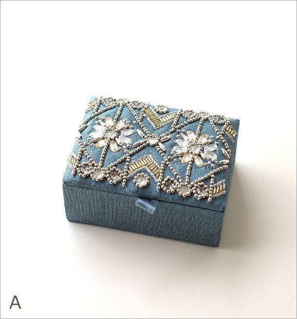 ビーズ刺繍BOX 2カラー(4)