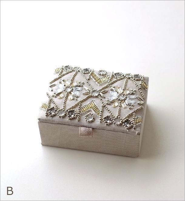 ビーズ刺繍BOX 2カラー(5)