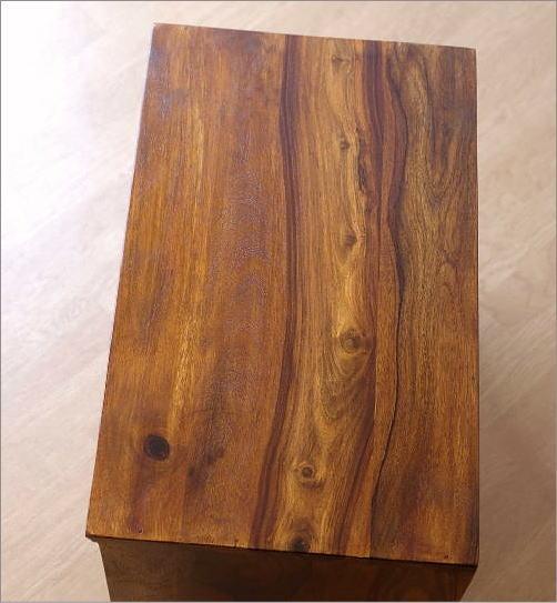 シーシャムウッド扉付きサイドボード(3)