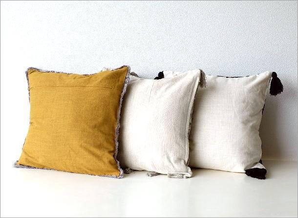 刺繍クッションカバー3タイプ(2)