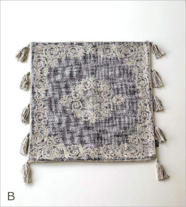 刺繍クッションカバー3タイプ(5)