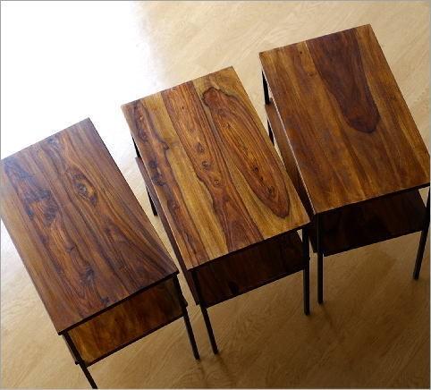 シーシャムサイドテーブル B(3)