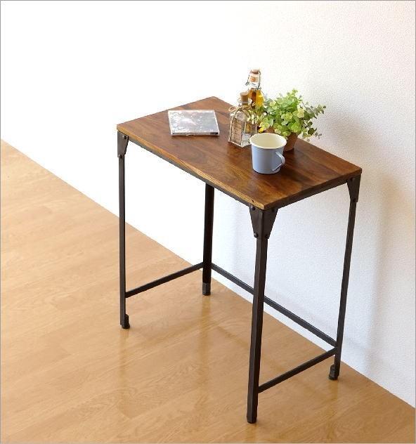 シーシャムとアイアンのネストテーブル L(1)