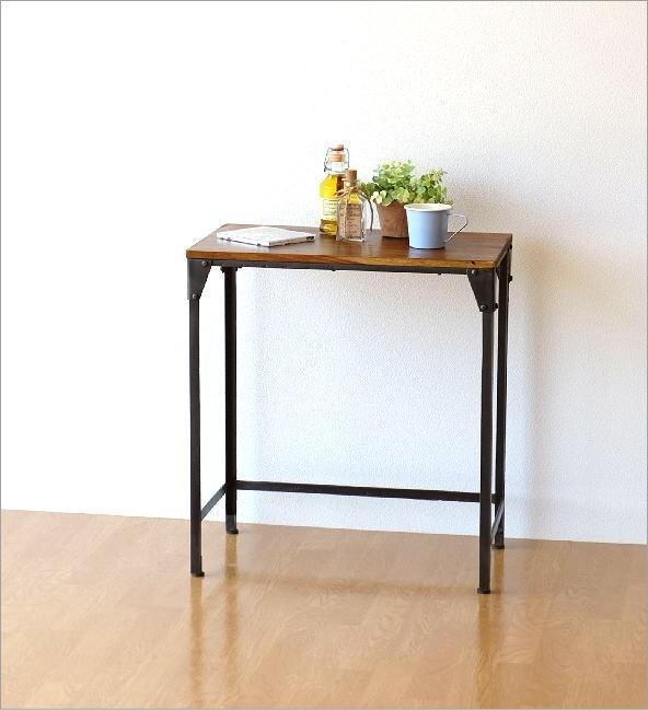 シーシャムとアイアンのネストテーブル L(5)