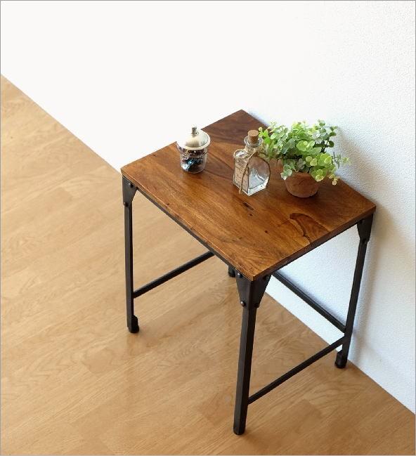 シーシャムとアイアンのネストテーブル S(1)