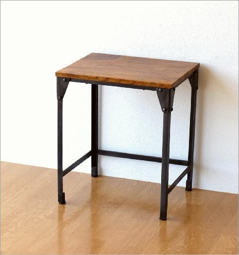 シーシャムとアイアンのネストテーブル S(4)