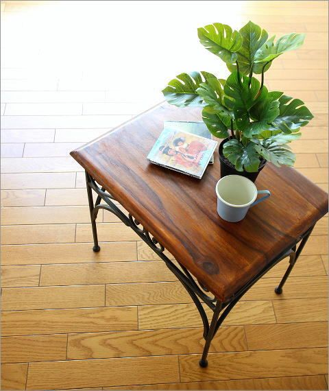 アイアンとシーシャムのネストテーブル L(1)