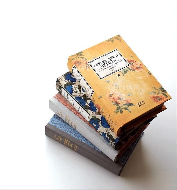 レトロブックボックス リーブル4タイプ(1)