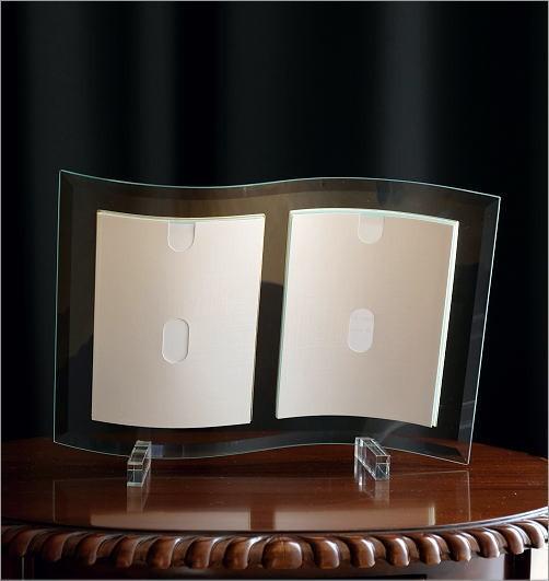 ガラスのフレーム ウェーブ(3)