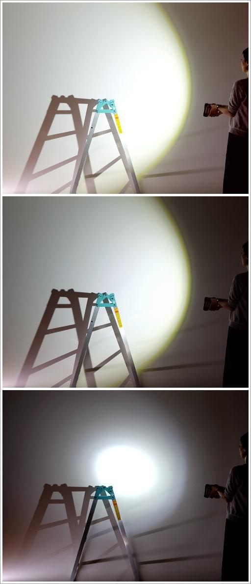 ポータブルLEDワークライト3カラー(4)