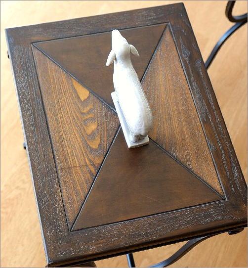 ウッドネストテーブル 2サイズセット(2)