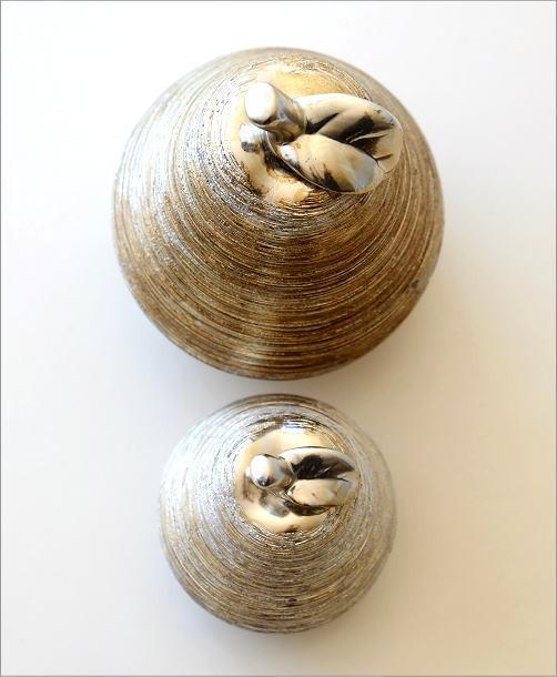 洋ナシのオブジェ 2個セット(3)
