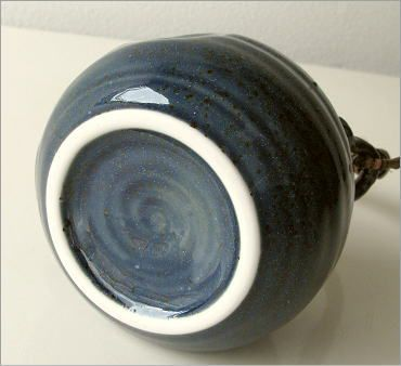青万葉土瓶(4)