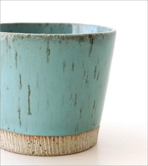 ターコイズマグカップ(2)