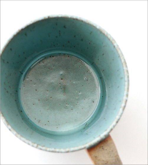 ターコイズマグカップ(3)