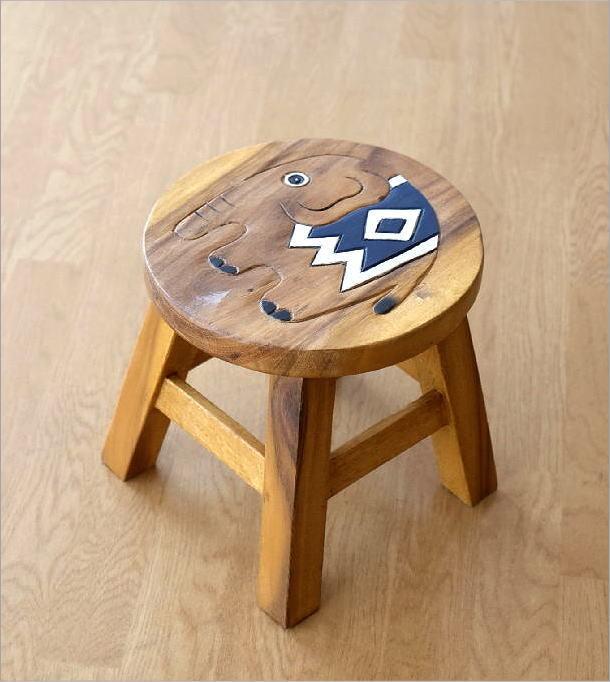 子供椅子 いす スツール(3)