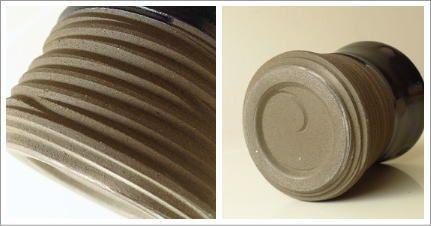 和陶器フリーカップ ドット(5)