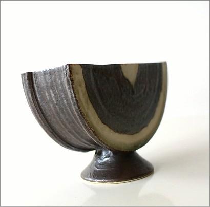 花瓶 陶器 花器 和陶器ベース 二(3)