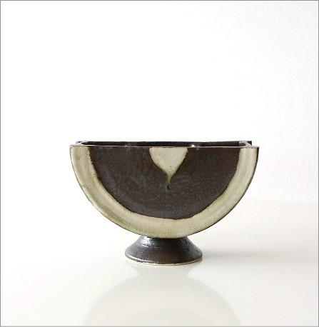 花瓶 陶器 花器 和陶器ベース 二(5)