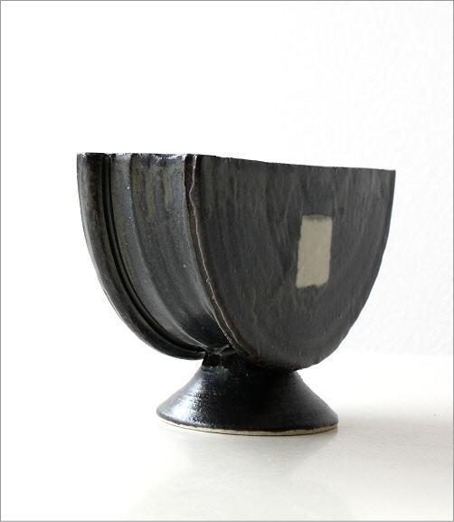 花瓶 陶器 花器 和陶器ベース 四(4)