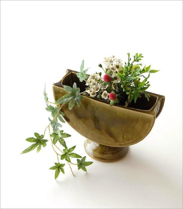 和陶器ベース 三(1)