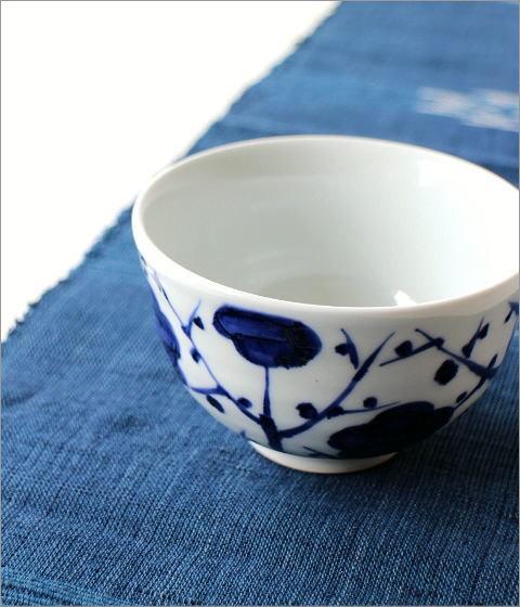 飯碗 古染枝梅(1)