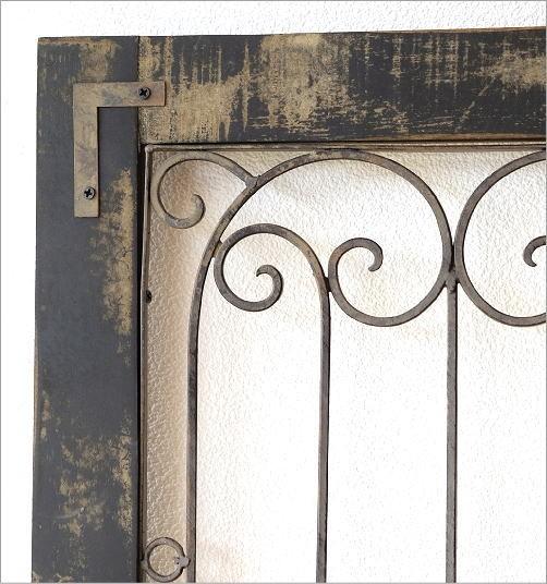 デコウッドのドア飾り(3)