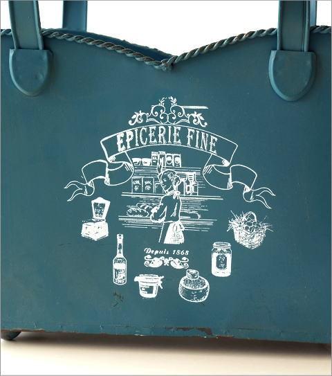 アイアンのプランター バッグ(3)