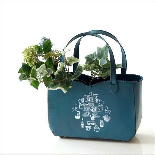 アイアンのプランター バッグ(4)