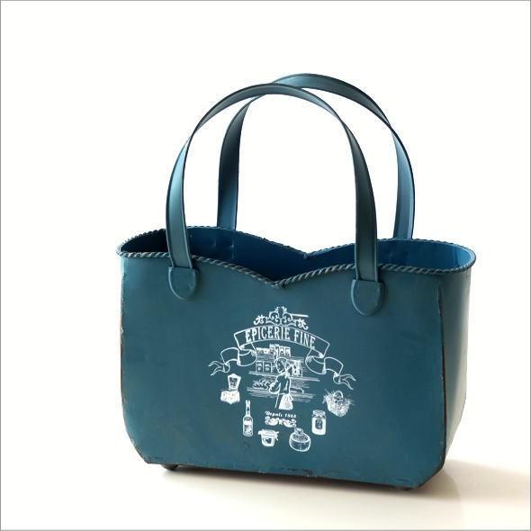 アイアンのプランター バッグ(5)