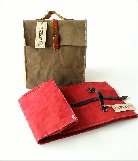 UASHMAMAランチバッグ 2カラー(4)