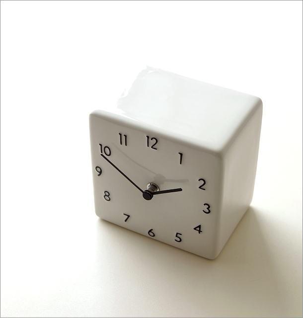 セラミックデスククロック B(1)