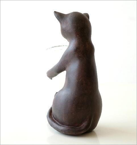 ネコの一輪挿し(5)