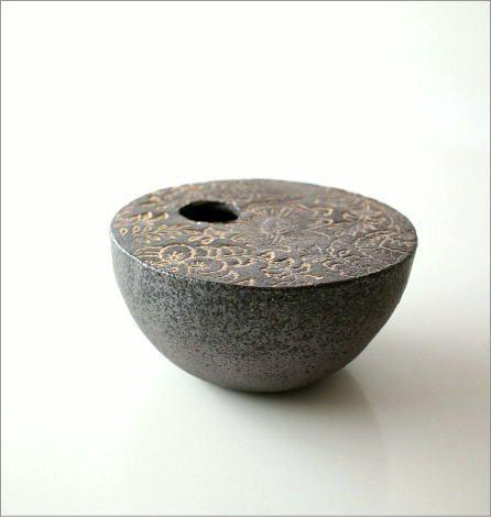 和陶器ベース コロン(4)