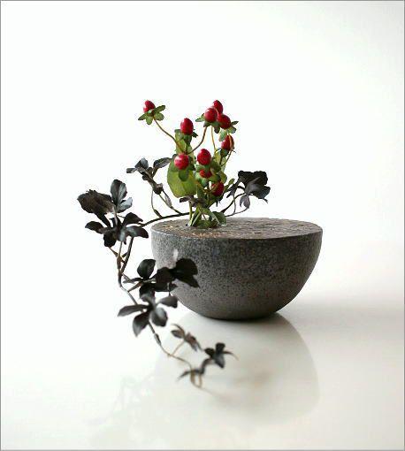 和陶器ベース コロン(5)
