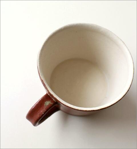 小さなスープカップ 深緋釉(4)