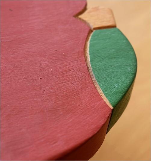 子供イス リンゴ(3)