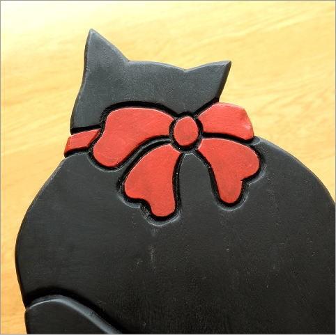 子供椅子黒ネコさん(3)