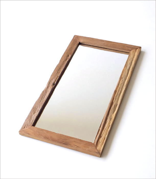 古木のシンプルミラー(1)