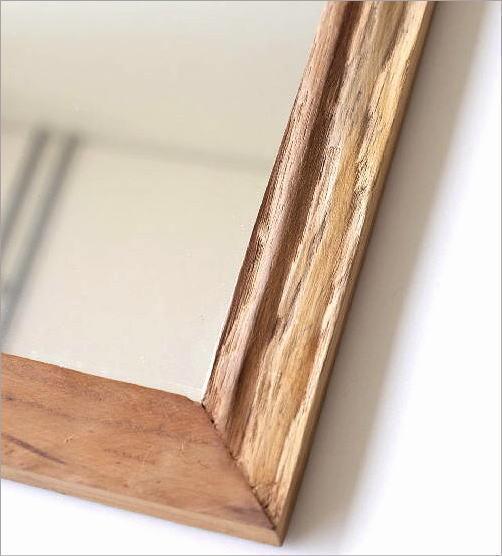 古木のシンプルミラー(2)