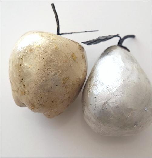 カピス貝のリンゴ&ナシ2コセット(2)