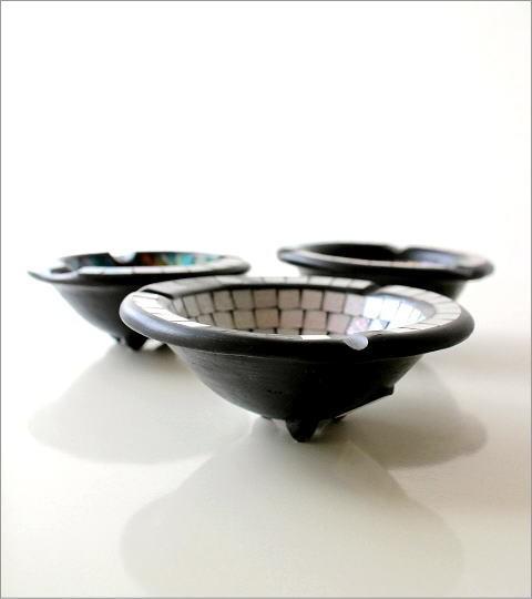モザイク灰皿B 3カラー(3)