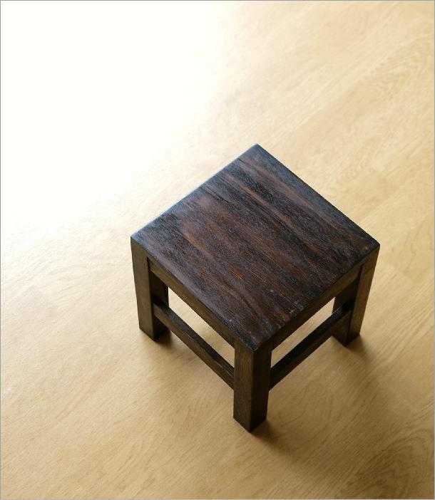 スツール 木製(1)