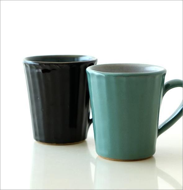 カラー鎬マグカップ 2カラー(1)