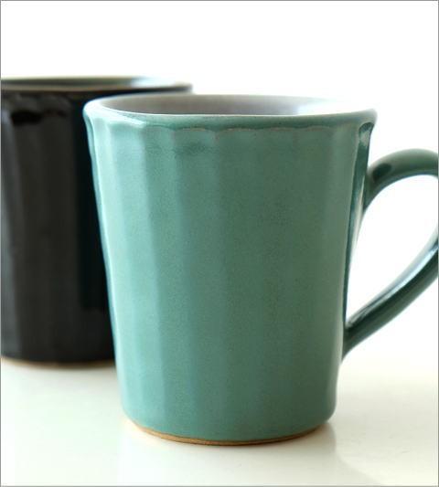 カラー鎬マグカップ 2カラー(2)