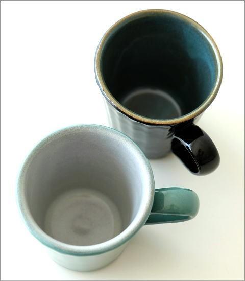 カラー鎬マグカップ 2カラー(4)