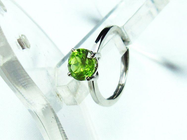 ペリドット指輪 T275-16291