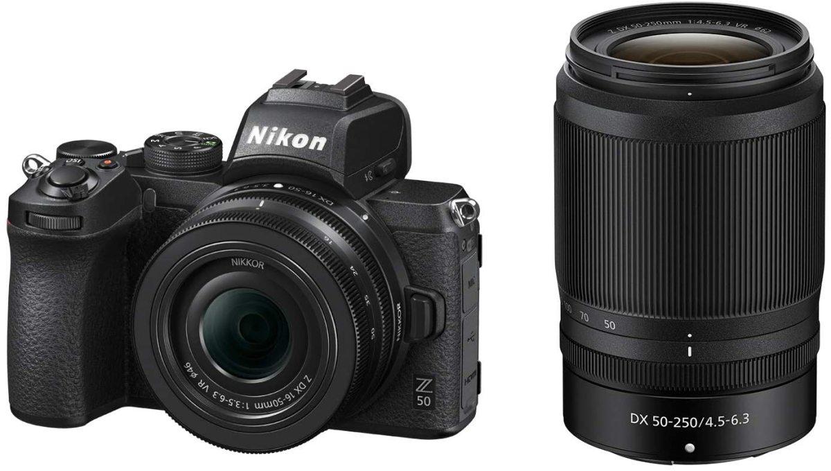 Nikon Z 50 ダブルズームキットの商品画像|ナビ